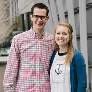 Ethan and Audrey Greer, Mustard Seed Church planters in Sendai